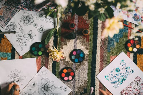 6 Creative Craft Ideas For Adults